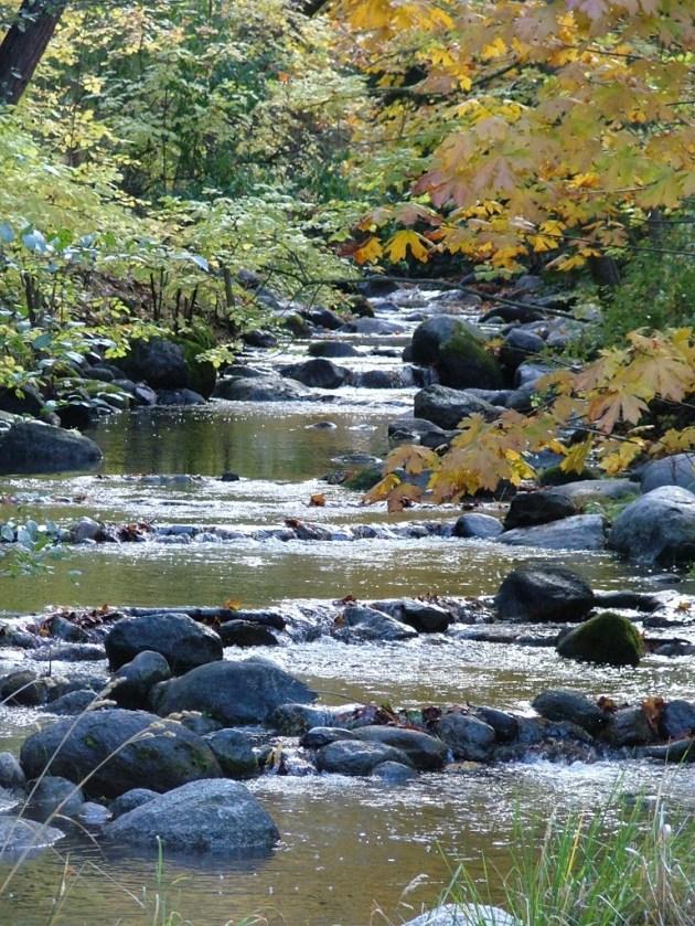 River, Oregon