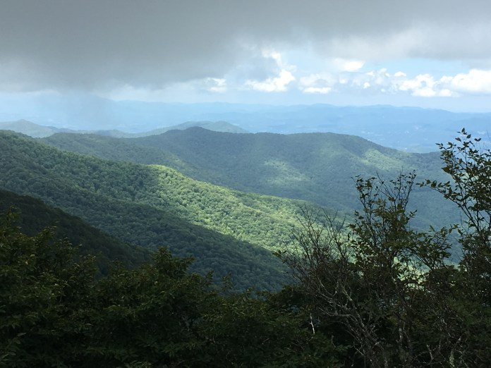 Blue Ridge Mts, NC
