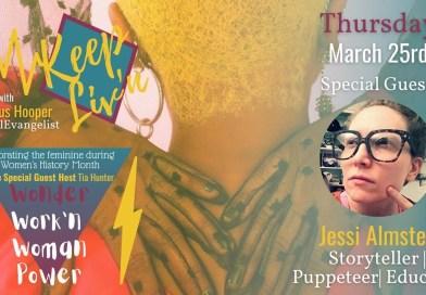 Keep Liv'n 02.19 | Wonder Work'n Woman Power: Jessi Almstead