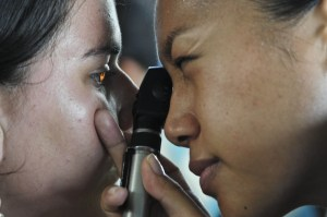 Stem cell glaucoma treatment