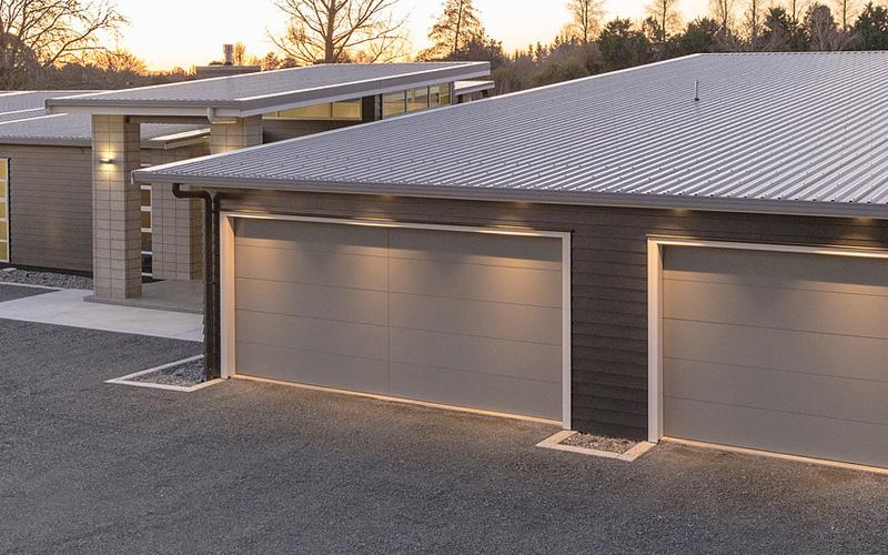 Residential Garage Doors Tauranga Roller And Section Garage Doors