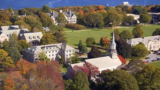 Photo of Connecticut College