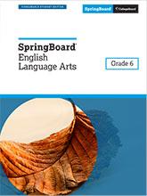Ela Grades 6 12 Springboard The College Board