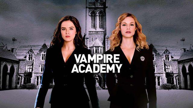 Resultado de imagen de Vampire Academy
