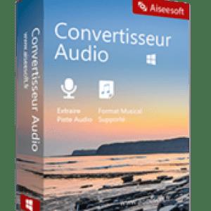 >25% Off Coupon code Aiseesoft Convertisseur Audio