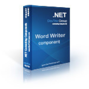 >20% Off Coupon code Word Writer .NET - Source Code License