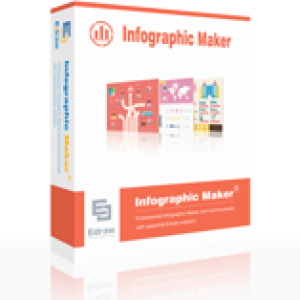 >20% Off Coupon code Edraw Infographic Lifetime License