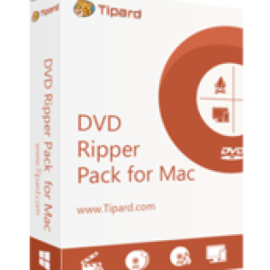 >65% Off Coupon code Tipard DVD Ripper Pack for Mac
