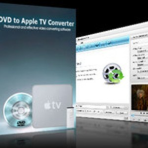 >30% Off Coupon code mediAvatar DVD to Apple TV Converter
