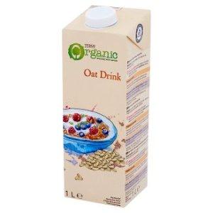 Tesco Organic Ekologiczny napój owsiany 1 l