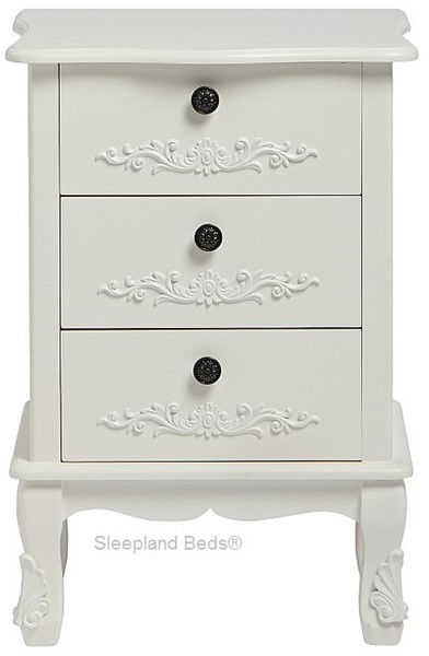 antoinette antique white french style