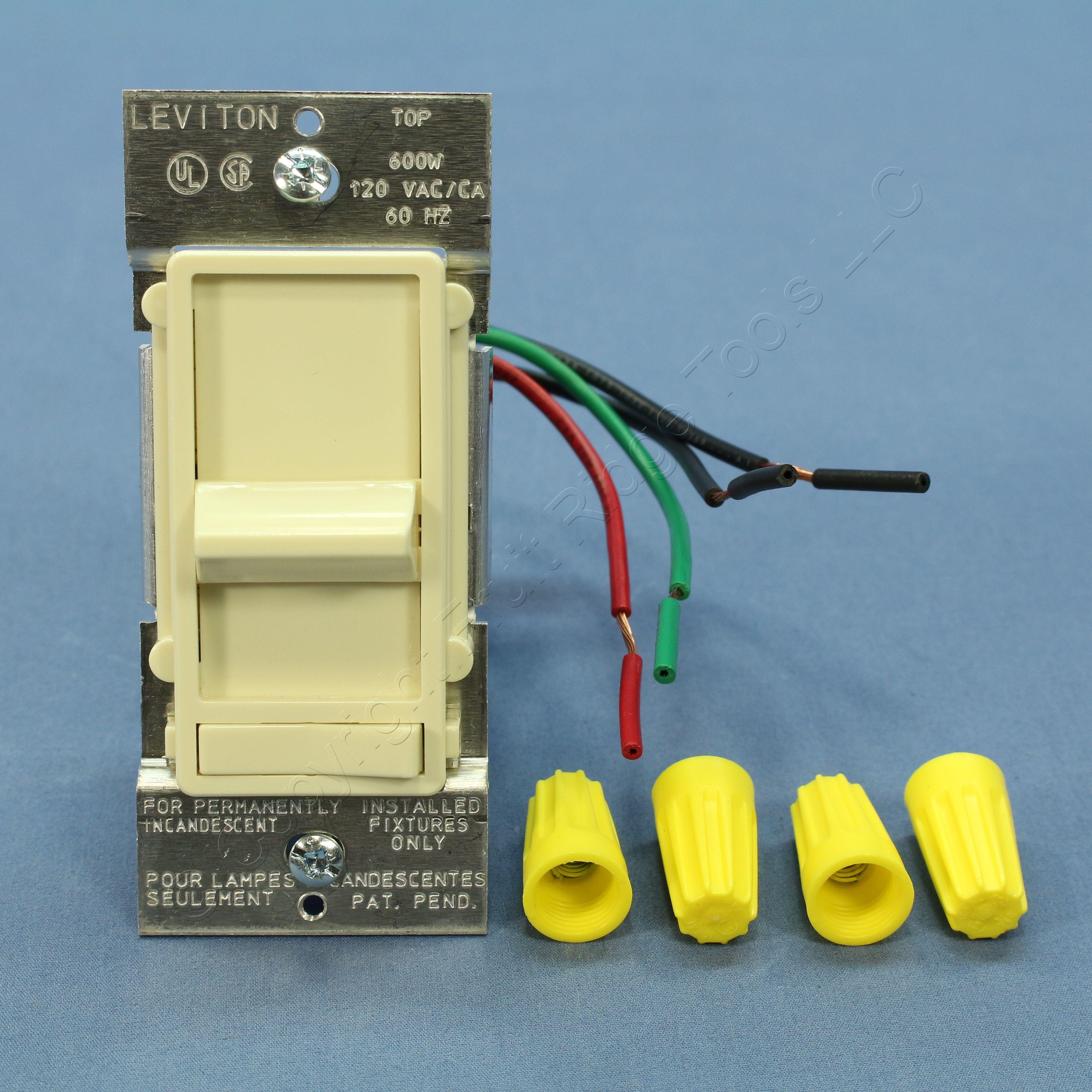 Wiring Diagram Leviton Decora Light Dimmer Switch Free Download ...