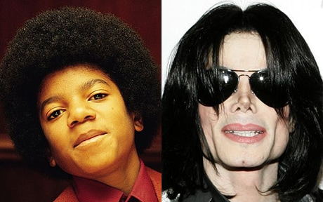 Michael Jackson The Changing Faces Of A Pop Superstar