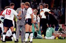 Bobby Robson at Italia 1990