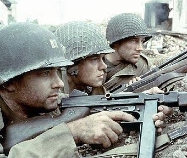 Top Ten War Films Saving Private Ryan Claims No  Spot