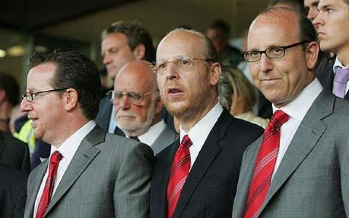 Manchester United owners take £23m out of club