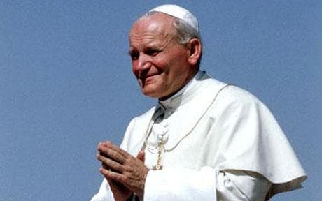 Image result for photos of east room reception for john paul ii