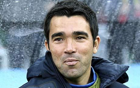 World Cup 2010  Portugal midfielder Deco could miss Brazil decider     Deco   World Cup 2010  Portugal midfielder Deco could miss Brazil decider
