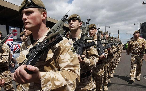 10 Phrases You Only Hear In The Army And What They
