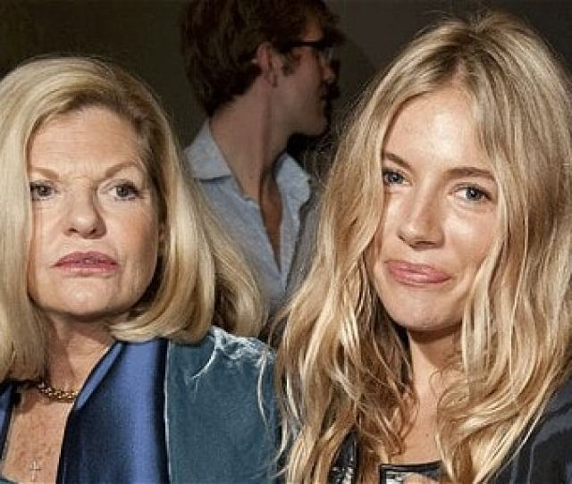 Phone Hacking Victim Sienna Miller Accused Her Mother Of Leaking Stories To The News Of The World Because She Could Not Understand How Journalists Were