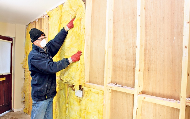 'How Can I Insulate My House If I Don't Have Cavity Walls