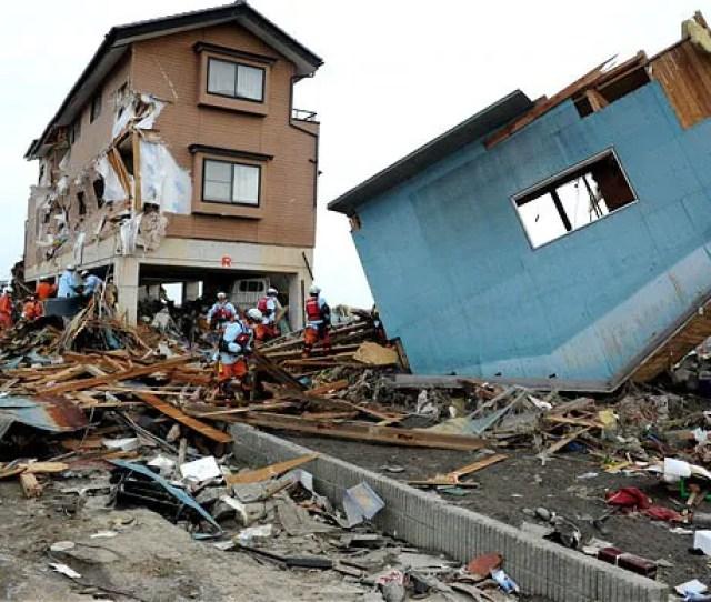 Japan Earthquake And Tsunami Factbox