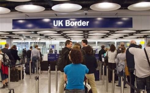 Image result for stansted immigration