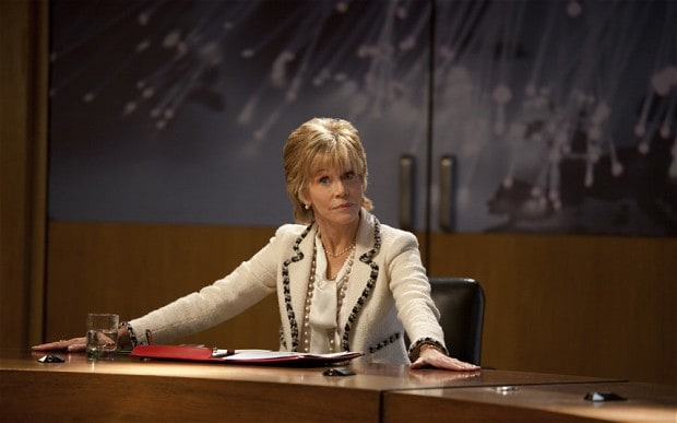 Jane Fonda Men Want Young Women For Us Its About