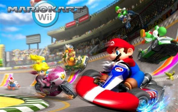 Mario Kart in the classroom  the rise of games based learning     Family gaming expert Andy Robertson assesses the new trend of gaming in the  classroom where Mario Kart power slides past algebra and Endless Ocean  glides