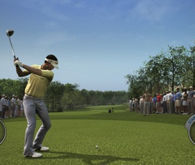 The Golfing Sim From Ea Sports Is As Accomplished As Ever But The Series Is Due For An Overhaul Writes Tom Hoggins