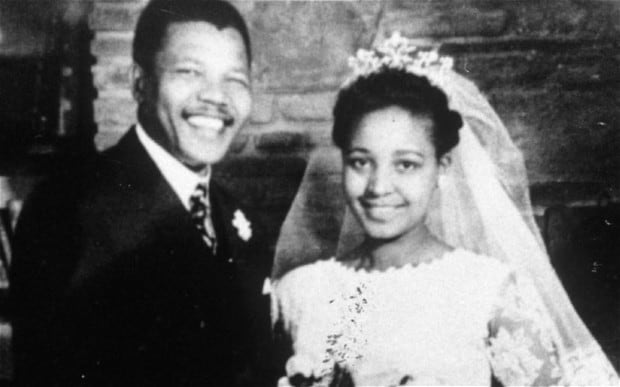 Image result for mandela and winnie pictures