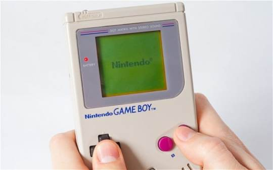 Nintendo s original Game Boy turns 25   Telegraph The original Game Boy