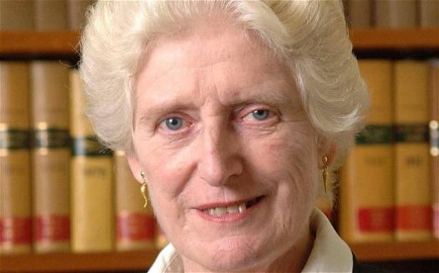 Baroness Butler-Sloss quits paedophile inquiry