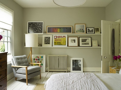 Interiors A Pale And Wonderful Home In East London