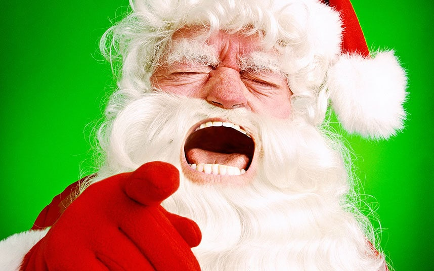 Dont Say Merry Christmas It Might Offend Someone Says