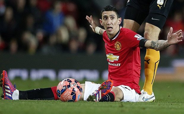 man utd news louis van gaal worried about how robbery attempt will affect angel di maria
