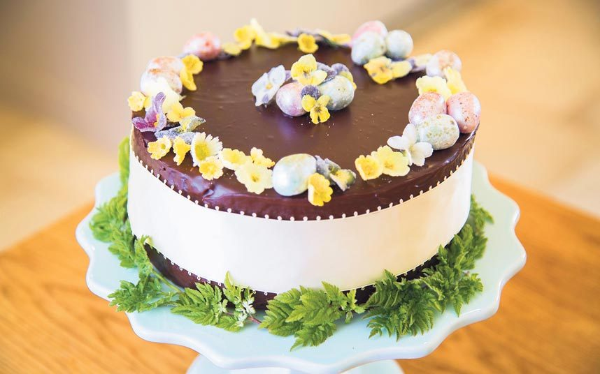 Easter Cakes Ideas Uk