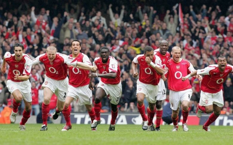 Arsenal's 18 FA Cup finals - in pictures - Telegraph