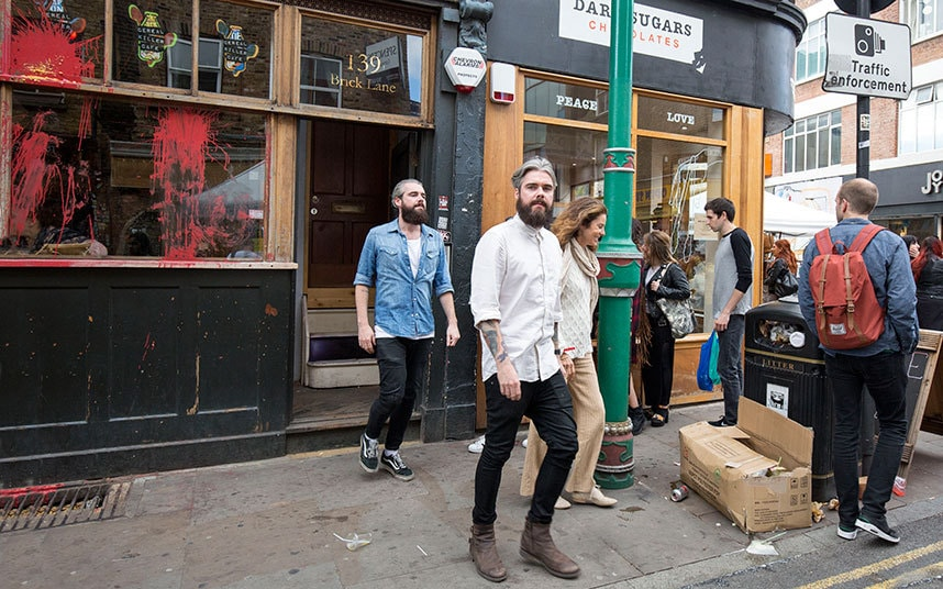 Video Cereal Killer Hipster Cafe Attacked By Masked Anti