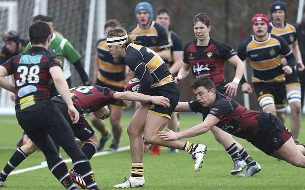 NatWest Schools Cup 2015-16: Coaches worry that not enough is being done to tackle schoolboy concussion