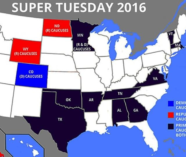 Video What Is Super Tuesday And Why Is It So Important To The Us