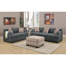 blue living room sets you 39 ll love wayfair