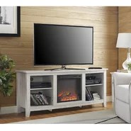 McCall TV Stand with Electric Fireplace