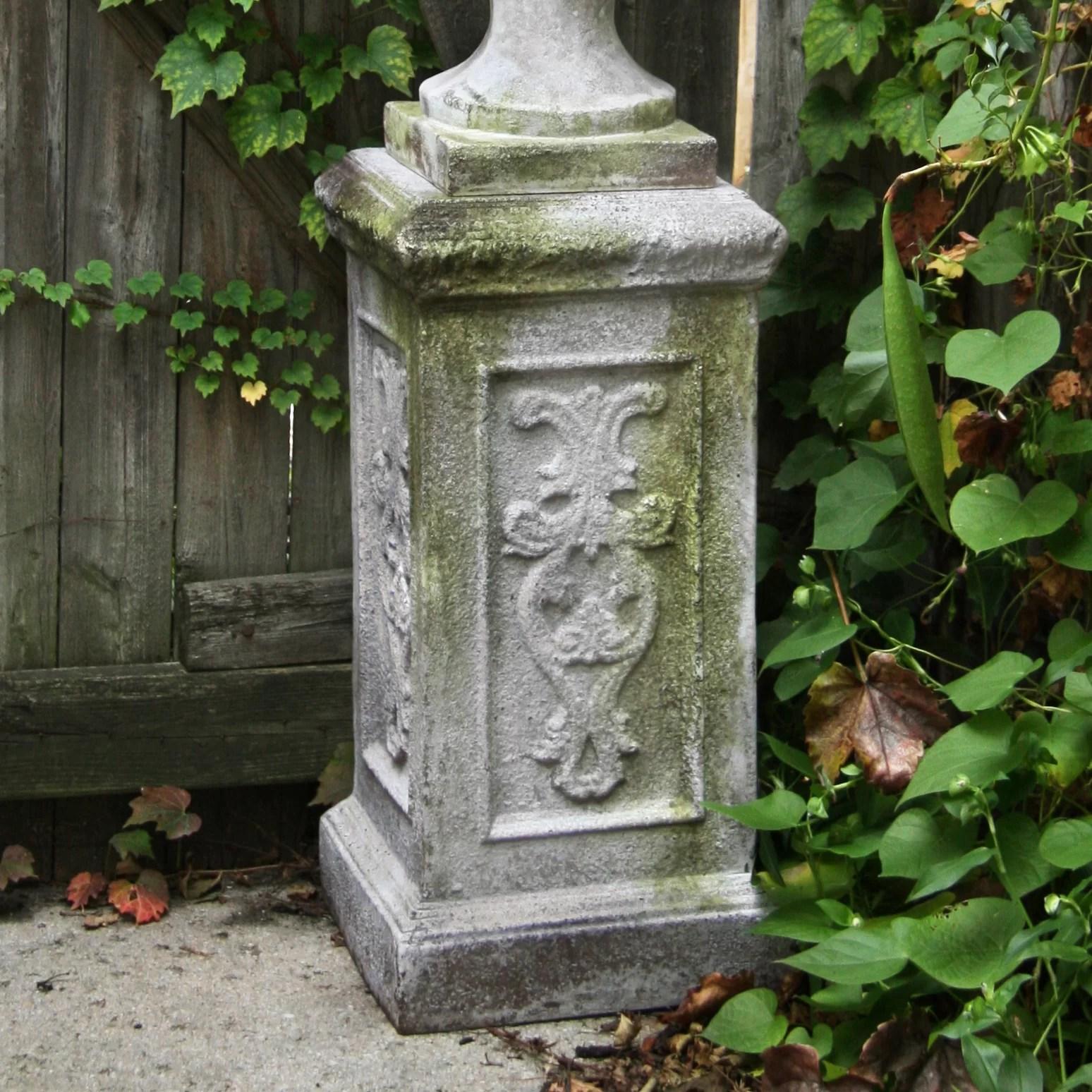 Orlandistatuary Liberick Outdoor Pedestal Amp Reviews