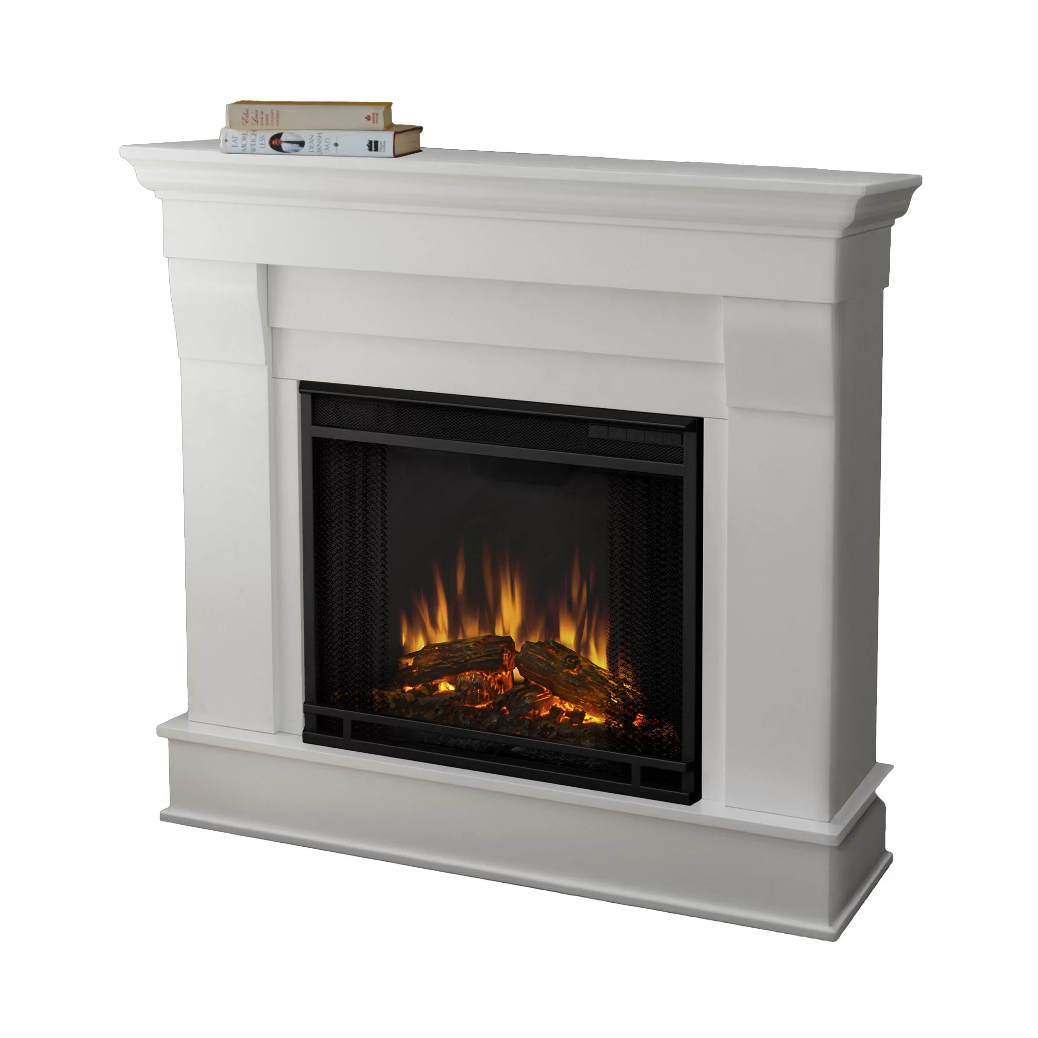 Real Flame Chateau Electric Fireplace Amp Reviews