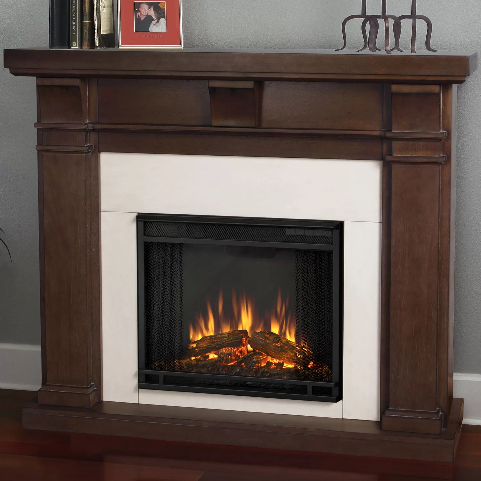 Real Flame Porter Electric Fireplace Amp Reviews