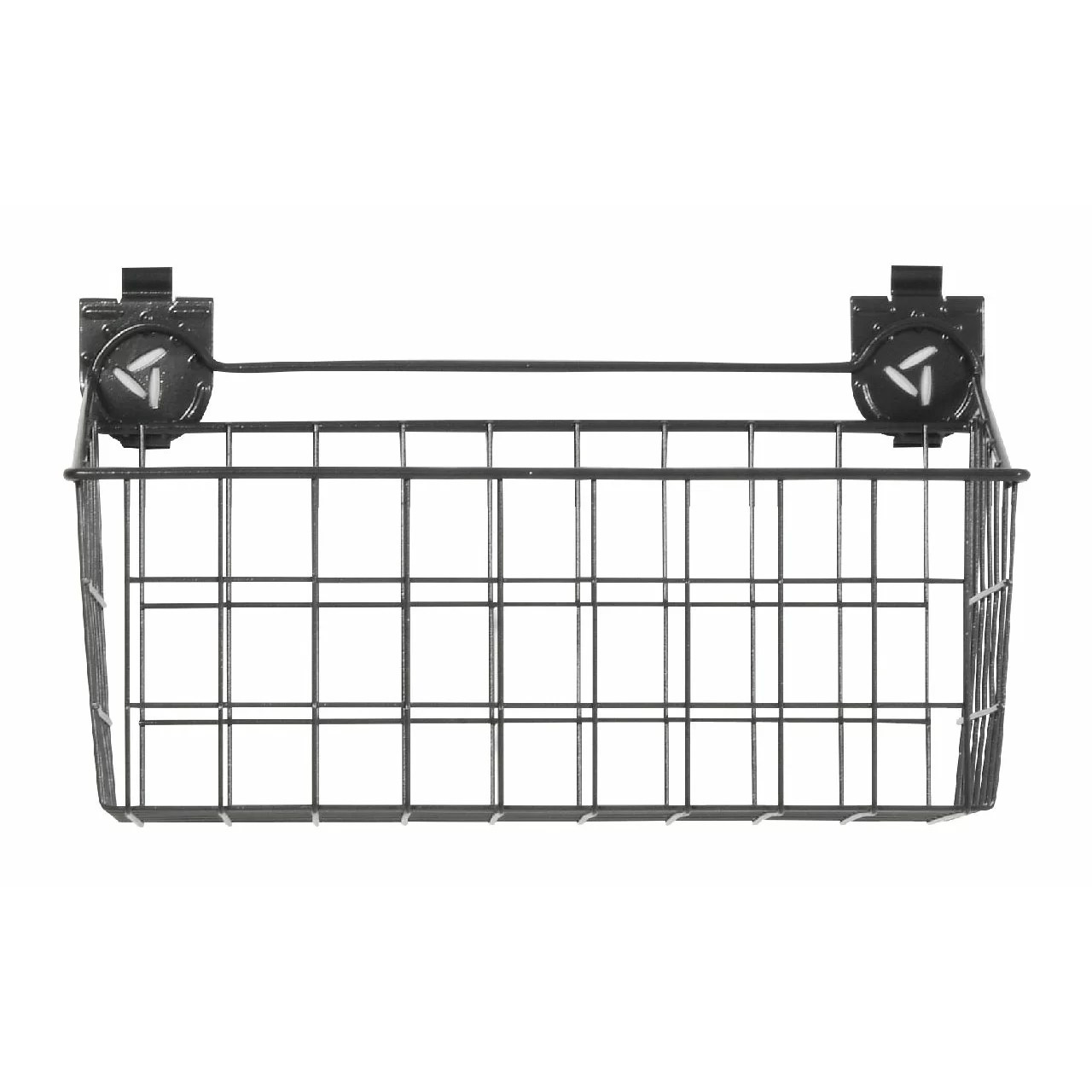 Gladiator 18 W X 12 D Ventilated Wire Basket Garage Storage For Geartrack Or Gearwall