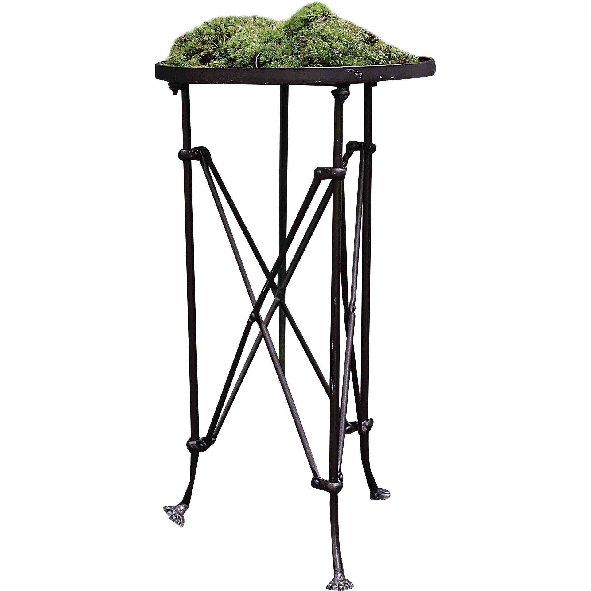 Creative Co Op Terrain Pedestal Plant Table Amp Reviews