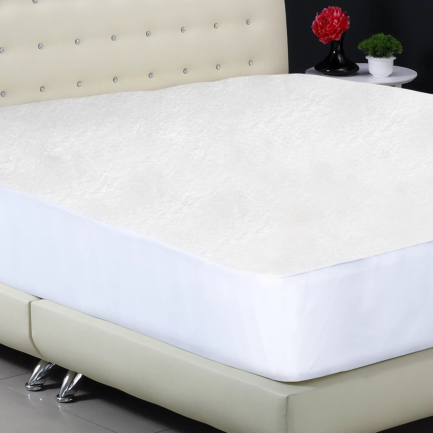 Protect A Bed Premium Fitted Mattress Protector Amp Reviews