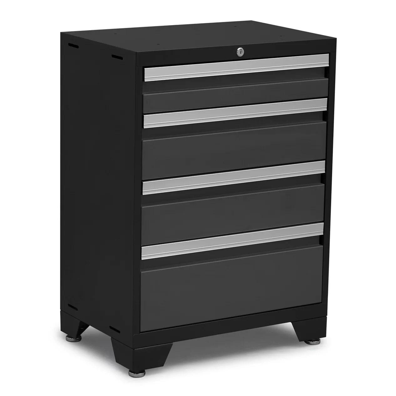 NewAge Products Bold 30 Series 8 Piece Garage Storage